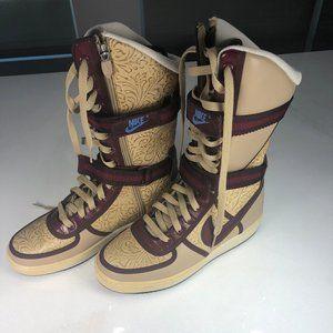 COPY - NIKE Women's Sneaker Boot Size 8 SUPER Rar…